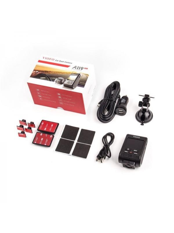 Автомобильный видеорегистратор VIOFO A119 Pro-G